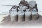 Sandblasting material brown fused alumina