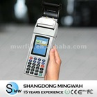 Handheld Terminal Pos with GPRS &Printer -Factory since 1992 accept Paypal