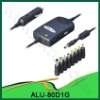 Car 80W Universal power adapter with USB for notebook&laptop car charger plug