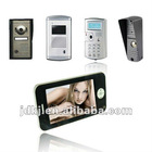 Hot!!! 7inch Hands-free Color Video door phones/intercom systems