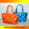 2012 new design safety seat belt bag for fashion