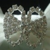 Wholesale fancy crystal buttons for decorative