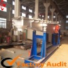 Stainless Steel Plate Food Vertical Vibration Conveyor