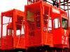 33m/min 2t Double cages Construction hoist