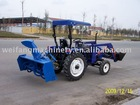 tractor mounted snow thrower blower