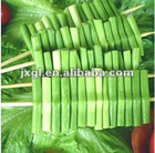 Diaposable Round Bamboo Sticks for vegetable or food