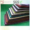 fabric attached neoprene/SBR