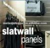 Slatwall display
