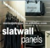 Slatwall display