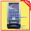 instant and coffee bean vending coffee machine