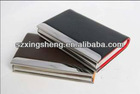 TS-TP021 of high grade genuine leather business card boxes for show gift