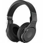 2012 High Quality DJ Headphone Noise Cancelling Detox headphone black