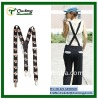 Fashion Printed Elastic Suspender