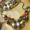 Western fashion special restore ancient ways necklace-ZN0041