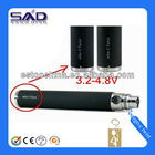 2012 newest variable voltage battery ego-c twist wholesale