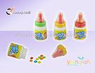 Nipple Lollipop with Bubble Gum