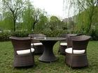 Popular Rattan Outdoor Furniture With UV-resistan