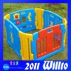 Eco-friendly Plastic Ball Pool ZK011-1