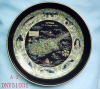 ceramic magnetic souvenir plate