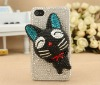 popular kitty cat shaped mobilephone accessories shell cases-- E012