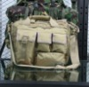Khaki US Genuine Combat multi-function military backpack