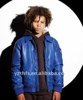 2011 winter fashion 100% cotton boys' jacket