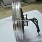 48V 1000W single shaft motor scooter hub motor