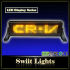 New Arrival! High-Definition LED Car message display moving sign LED<<2-Year Warranty>>