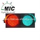 -40 to +80 degree Operating Temperature and 50/60Hz Frequency LED Traffic Light
