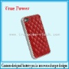 Leather case for Iphone 4G 4S
