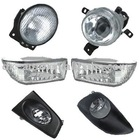 kinds of Fog light for automobile parts