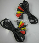 3rca to 3rca assembly cable