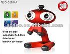 NVIDIA 3D camera
