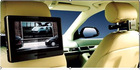 FZ-3001 (Active Headrest Car DVD Player with digital panel)