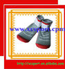 rubber sole socks