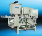 Filter Press with Rotary Drum Thickener for water treatment (HTAH-1250)