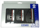 Aluminium sparco car sports pedal kit -type B