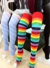 Colorfull Winter Pantyhose Tights For Girls