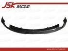 CARBON FIBER FRONT LIP FOR 2006-2008 AUDI TT (JSK030508)