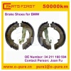 hot sell brake shoes for BMW 3