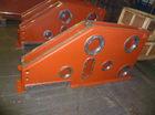 Pump station gearbox of large marine diesel engine