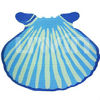 Cute shape PVC foam play mat, anti slip bath mat