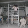 fast installed aluminium scaffolding