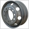 All steel truck wheels