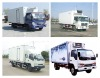 FOTON Refrigerated Truck for sale
