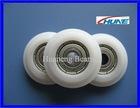 Outer diameter 25mm POM coated single roller[HN-525]
