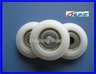 Outer diameter 25mm POM coated single roller[HN-525]