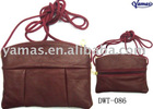 Sheep skin leather coin purse