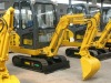 CE Certified 1.7tons mini Excavator with cab