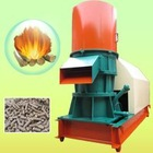 Biomass Briquetting Machine from Soybean Husk